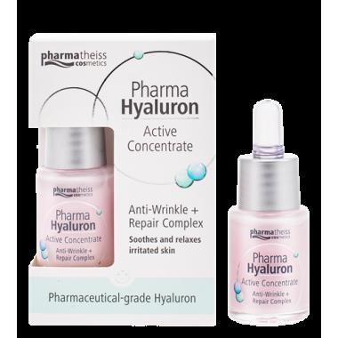Pharma Hyaluron активний гіалурон-концентрат для відновлення чутливої шкіри, 13 мл