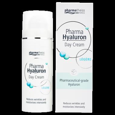 Pharma Hyaluron денний крем для обличчя legere