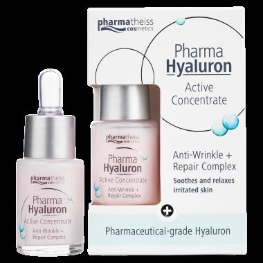 Pharma Hyaluron активна сироватка для відновлення чутливої шкіри