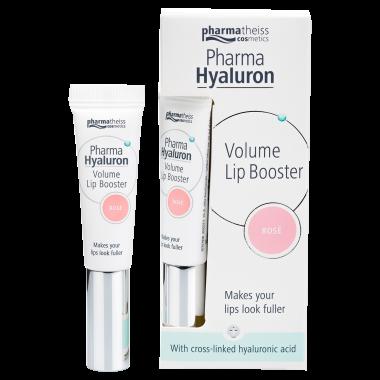 Pharma Hyaluron бальзам для об'єму губ rose